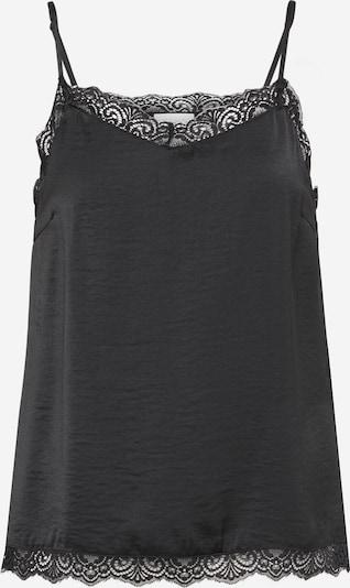 VILA Top 'Vicava' in schwarz, Produktansicht