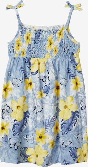 NAME IT Schmetterlingsprint Cami Kleid in mischfarben, Produktansicht