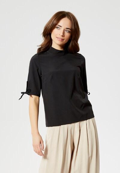 FELIPA Shirt in schwarz: Frontalansicht