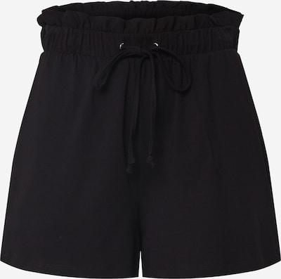 Pantaloni 'Carla' ABOUT YOU pe negru, Vizualizare produs