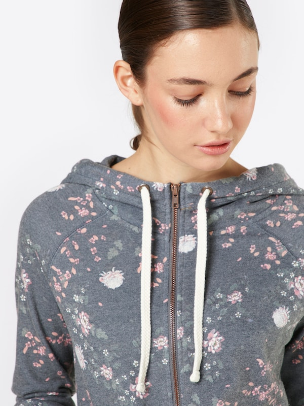 Review Kaputzepullover 'FLOWER'