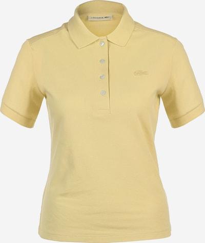 LACOSTE Polo ' Sportswear ' in gelb, Produktansicht