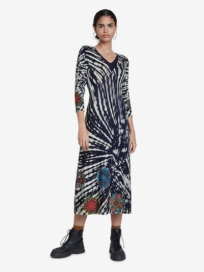 Desigual Kleid 'SHANGAI' in blau / mischfarben, Modelansicht