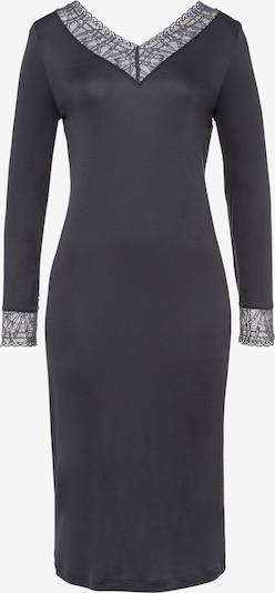 Hanro Nachthemd in dunkelblau, Produktansicht