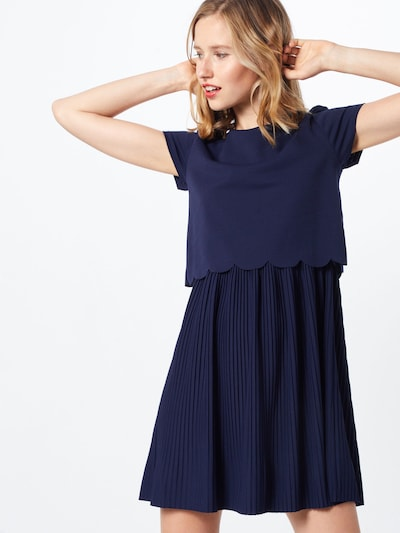 ABOUT YOU Zomerjurk 'Dinah' in de kleur Navy, Modelweergave