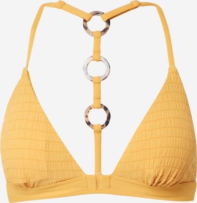Hunkemöller Hauts de bikini 'Goldenrod' en jaune, Vue avec produit
