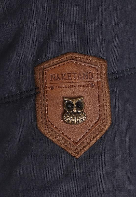 saison 'knastrologin' Veste Mi FoncéBronze En Naketano Bleu QreCxoBdW