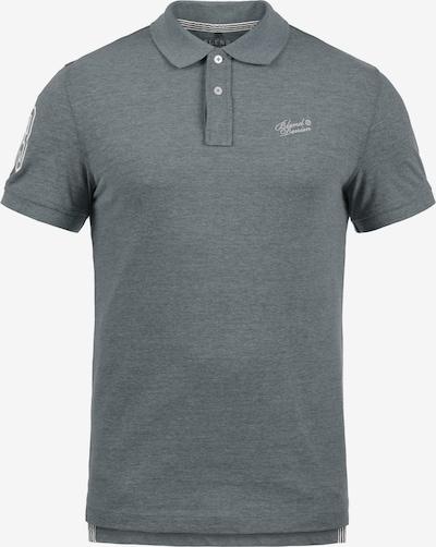 BLEND Poloshirt 'Ludger' in blau: Frontalansicht