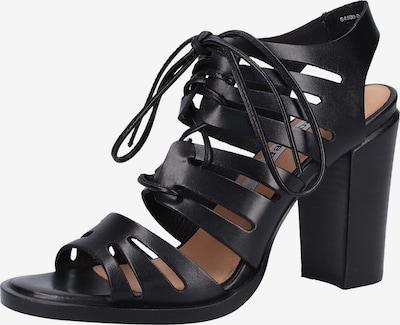 BRONX Sandalette in schwarz, Produktansicht