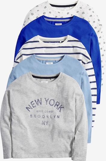 NEXT Langarmshirt in blau, Produktansicht