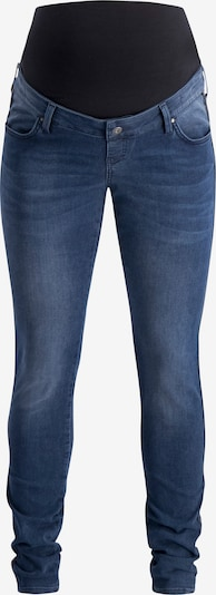 QUEEN MUM Jeggings 'Olivia' in de kleur Blauw denim, Productweergave