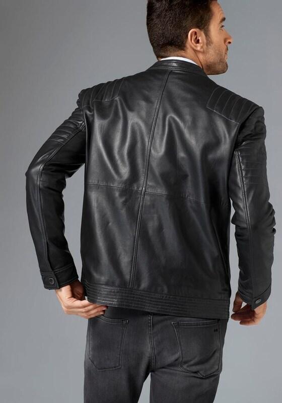 Guido Maria Kretschmer Leather Jacket