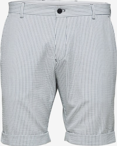 SELECTED HOMME Shorts in weiß: Frontalansicht