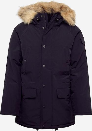 Carhartt WIP Herren - Jacken & Mäntel 'Anchorage Parka' in beigemeliert / schwarz, Produktansicht