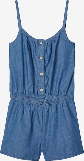 NAME IT Playsuit in blau: Frontalansicht