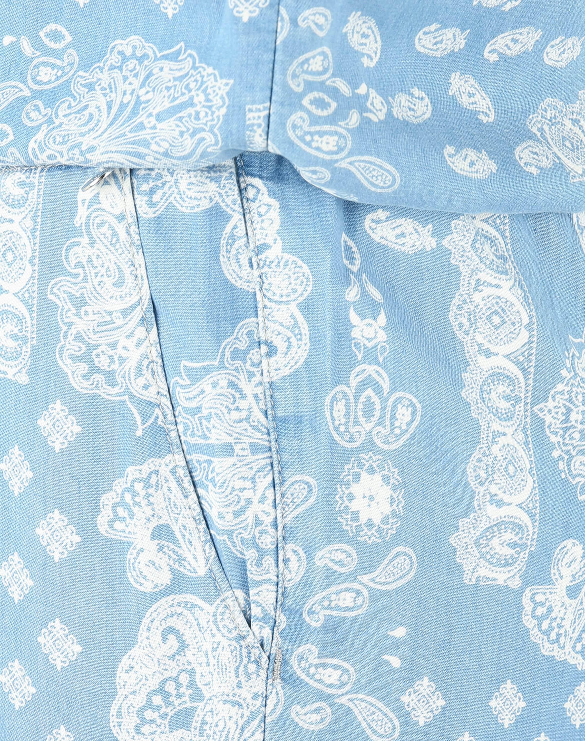 Spielfrei Versand Rabatt Kaufen Rich & Royal Jumpsuit mit Paisley-Muster PONnJp