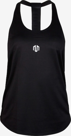 MOROTAI Sport-Top 'Performance Stringer' in schwarz, Produktansicht