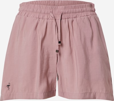 mazine Shorts 'Palm Cove' in rosa, Produktansicht