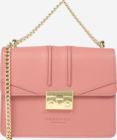 Seidenfelt Manufaktur Чанта за през рамо тип преметка 'ROROS' в бледорозово, Преглед на продукта