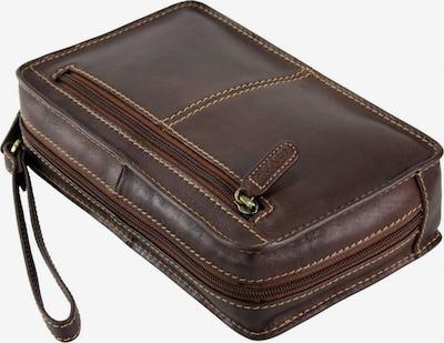 Picard Toscana Handgelenktasche Leder 23 cm in kastanienbraun, Produktansicht