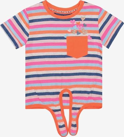 JETTE BY STACCATO T-Shirt in blau / koralle / pink, Produktansicht