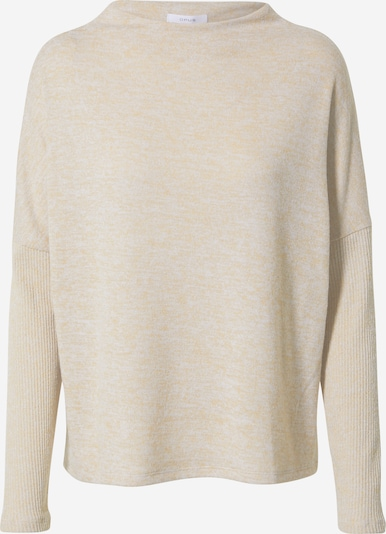 OPUS Pullover 'Shamina mindful' in beige: Frontalansicht
