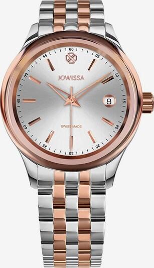 JOWISSA Analoog horloge 'Tiro' in de kleur Rose-goud / Zilver, Productweergave