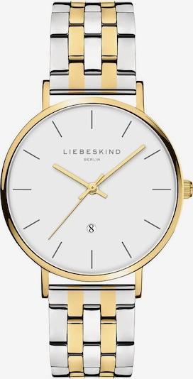 Liebeskind Berlin Uhr in gold / silber, Produktansicht
