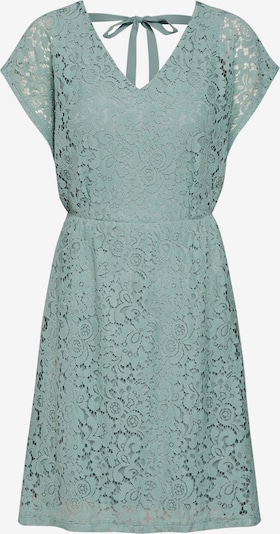 ABOUT YOU Kleid 'Claire' in mint: Frontalansicht