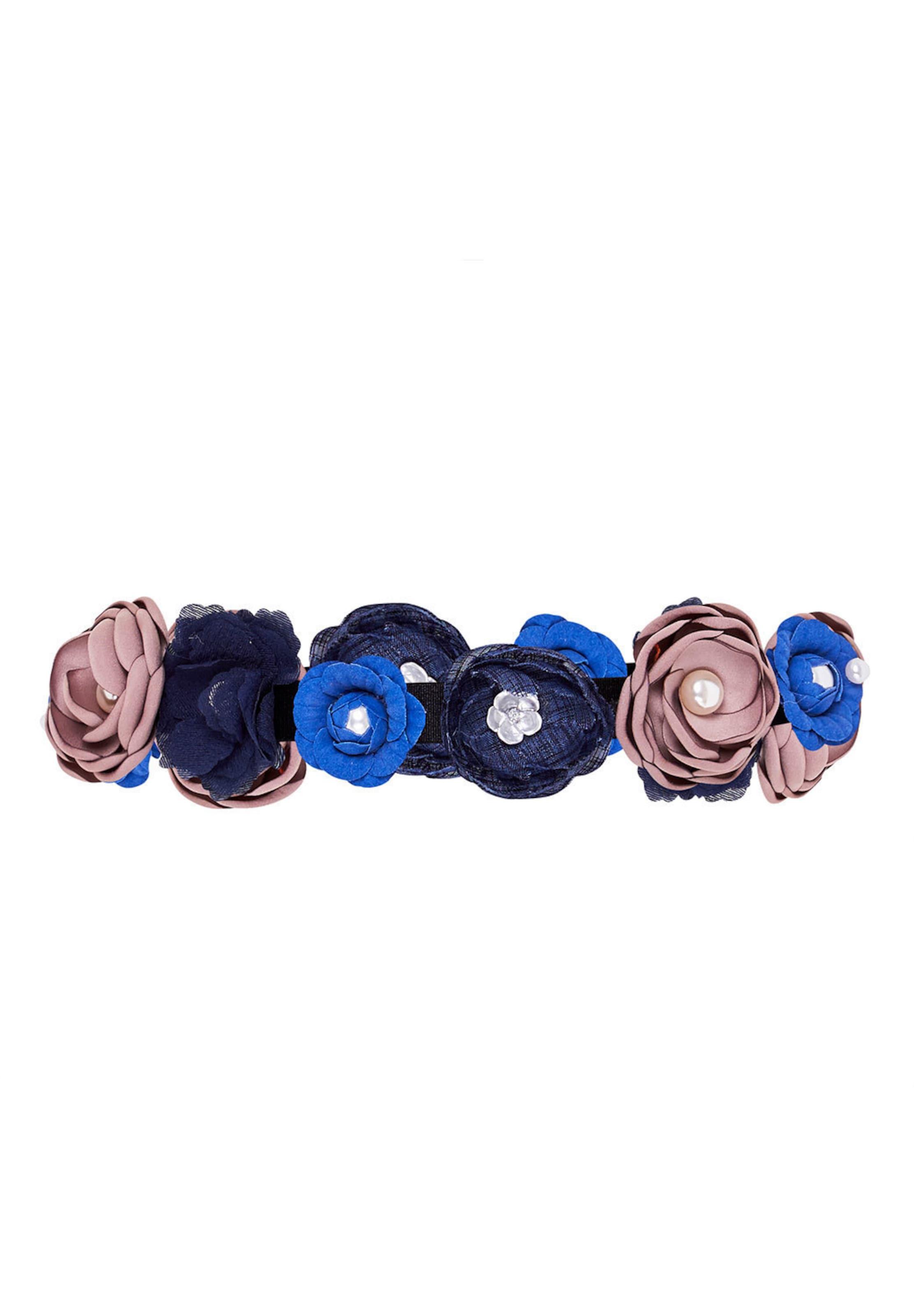 HALLHUBER Stretchgürtel mit 3D-Blüten Spielraum Shop Online-Verkauf Freies Verschiffen Das Preiswerteste Freiraum Für Verkauf Super Angebote unxs1RX0