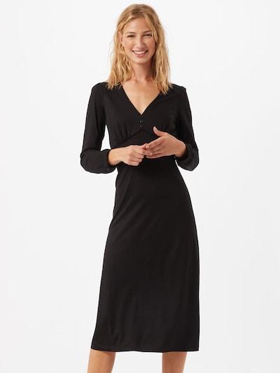 King Louie Kleid 'Lynn' in schwarz, Modelansicht