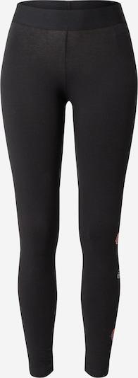 ADIDAS PERFORMANCE Sport-Hose 'Floral' in mischfarben / schwarz, Produktansicht