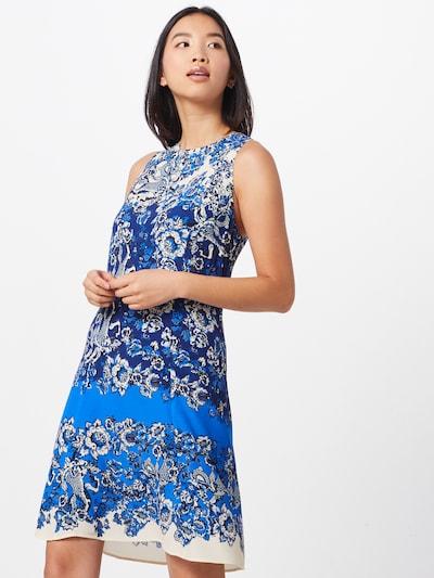 Desigual Zomerjurk 'ATENAS' in de kleur Donkerblauw / Gemengde kleuren, Modelweergave