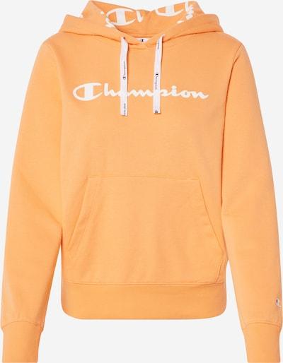 Champion Authentic Athletic Apparel Hoodie in orange, Produktansicht