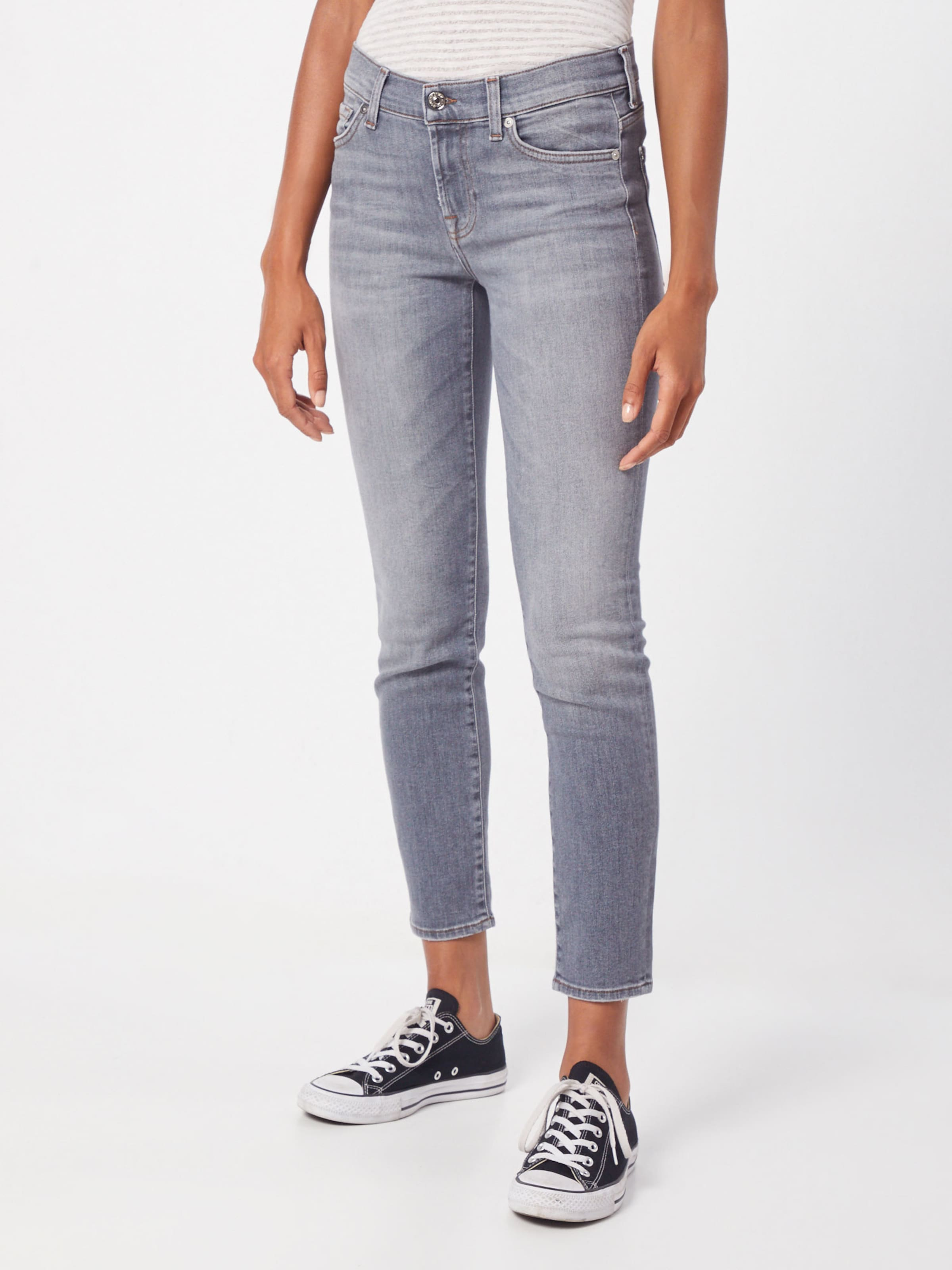 'roxanne' 7 Jean En For All Gris Mankind Denim 4ARL35jq