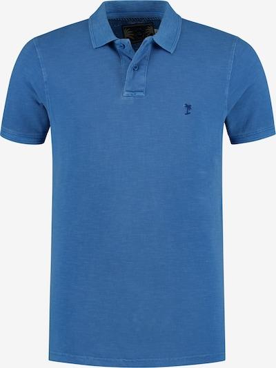 Shiwi Polo 'bart' in blau: Frontalansicht