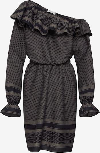 Freebird Robe en olive / noir, Vue avec produit