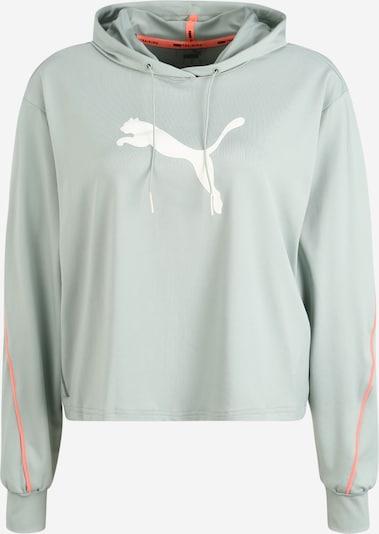 PUMA Sport sweatshirt i grön, Produktvy