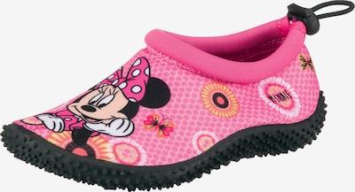 DISNEY Badeschuhe  'Minnie Mouse' in mischfarben / pink, Produktansicht