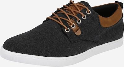 BULLBOXER Sneaker Low in braun / schwarz, Produktansicht