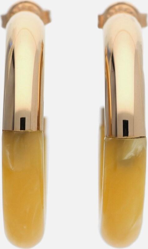 ESPRIT Creolen Marbled in außergewöhnlichem Design ESER12645A000