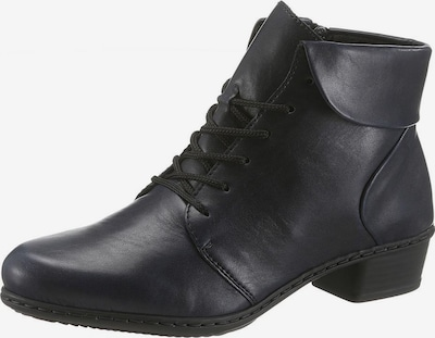 RIEKER Lace-up bootie in Night blue, Item view