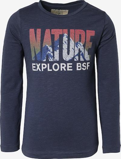 BASEFIELD Shirt in navy, Produktansicht