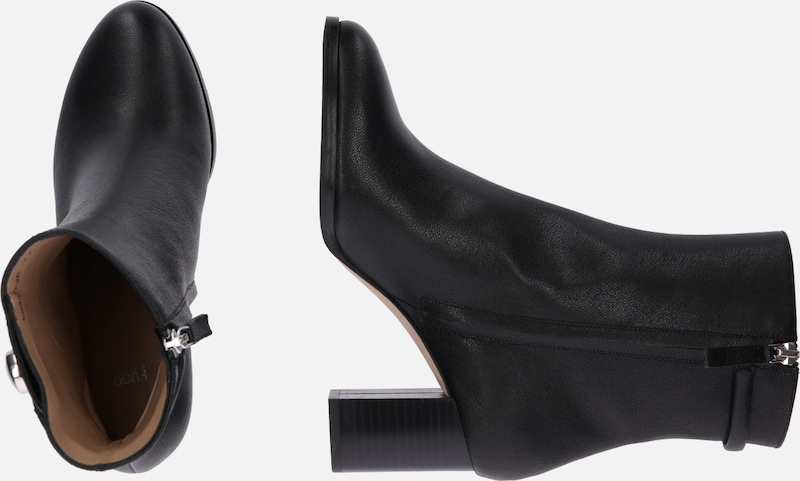 Bottines 'uptown' En Hugo 'uptown' Hugo Noir Bottines En nwk80PO