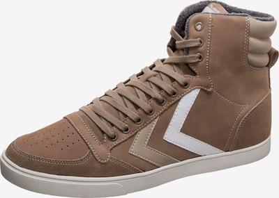 Hummel Sneaker in braun, Produktansicht