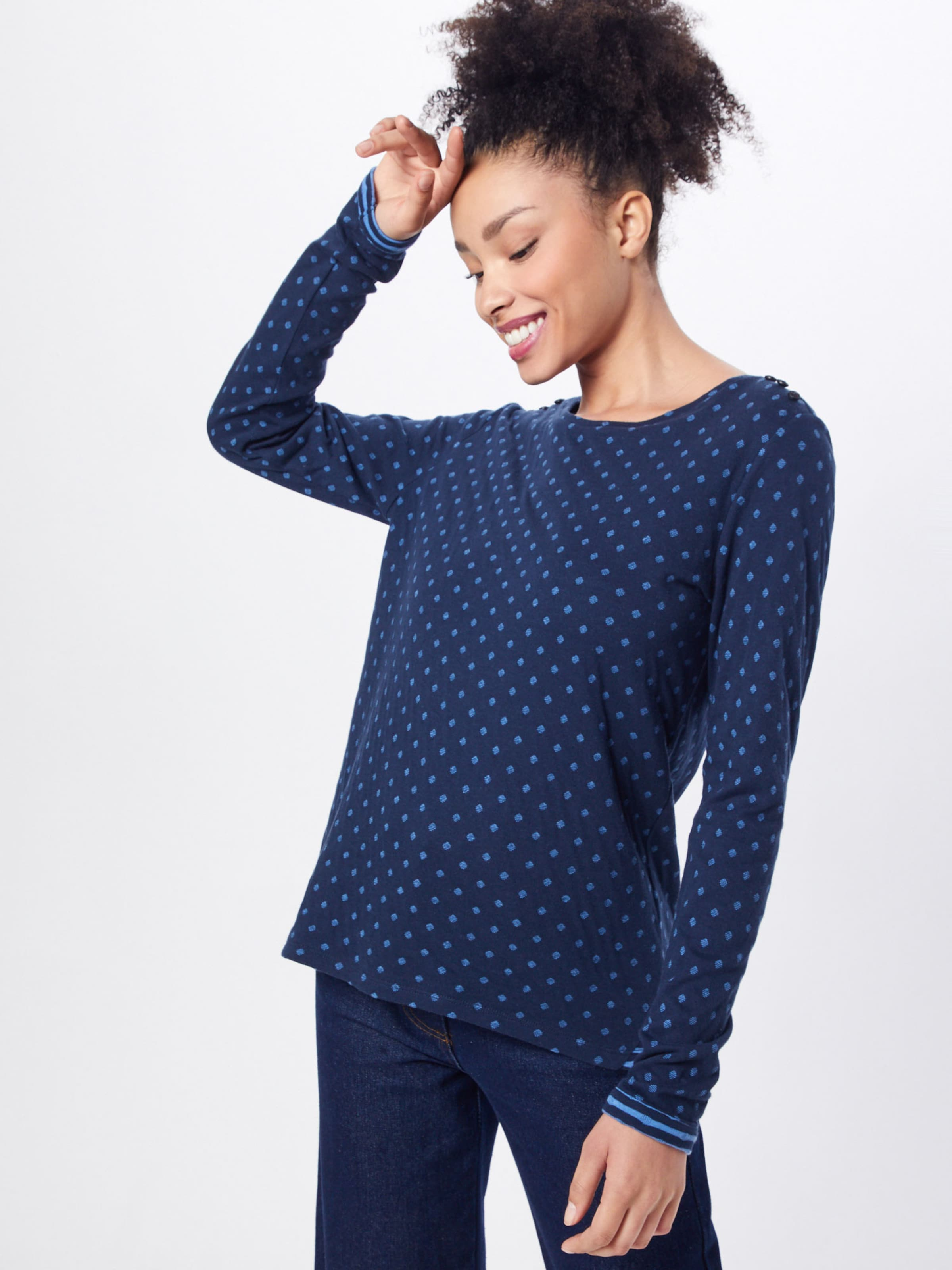 Edc Shirt 'noos' By Esprit In Navy Rj4L5q3A