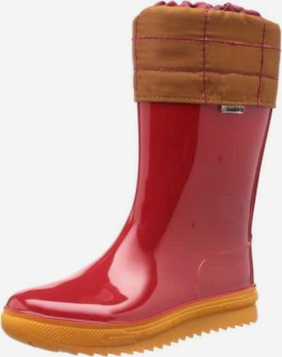 ROMIKA Regenlaarzen in de kleur Bruin / Rood, Productweergave