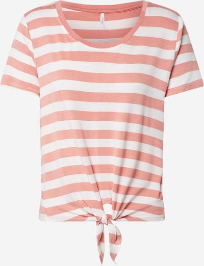 Maglietta ONLY di colore rosa / offwhite, Visualizzazione prodotti
