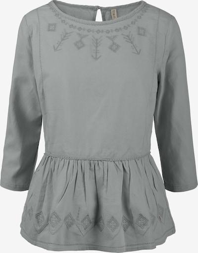 DESIRES Rüschenbluse 'Evita' in grau, Produktansicht
