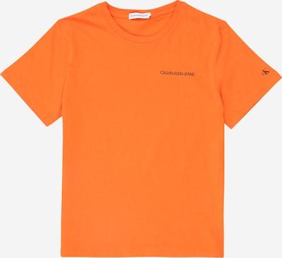 narancs Calvin Klein Jeans Póló 'CHEST LOGO REGULAR SS TOP', Termék nézet